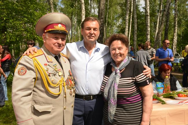 Уникальный кандидат по Киеву от Воскресенки – Виктор Кондратенко