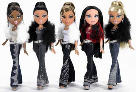 Куклы Братц - школа для юных леди