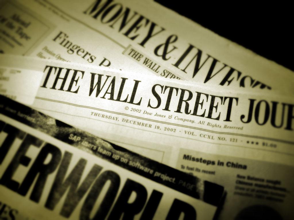 Мир - The Wall Street Journal: Европа всерьез задумалась об ...