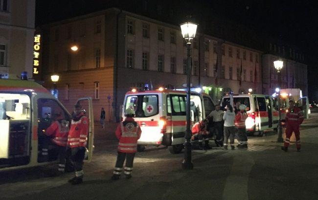 ВАнсбахе взорвался сирийский мигрант, которому было отказано вубежище— МВД Баварии
