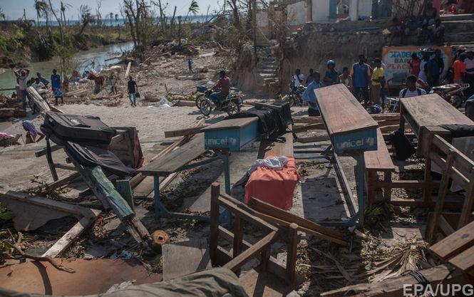 Число жертв урагана «Мэтью» вСША достигло 33 человек
