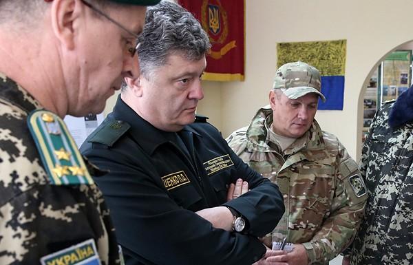 Порошенко оправдал невыполнение Киевом минских договоренностей