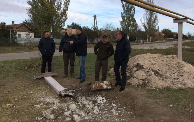 Обстрел Талаковки: 4,5 тыс. человек остались без газа