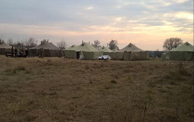 Полторак поручил проверить условия размещения военнослужащих 58-й ОМБР вГлухове
