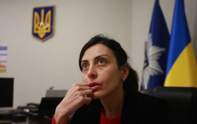 Декларация Деканоидзе: три квартиры, земля и3,5 млн грн заработной платы