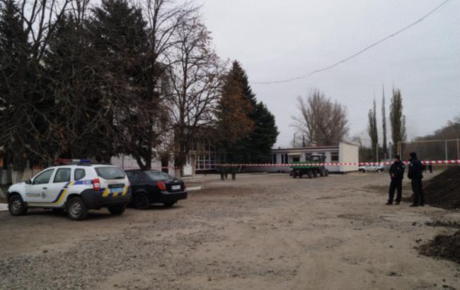Полицейским вЛисичанске удалось предотвратить теракт