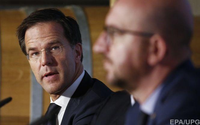 Конгресс украинцев призвал Нидерланды ратифицировать Ассоциацию сУкраиной