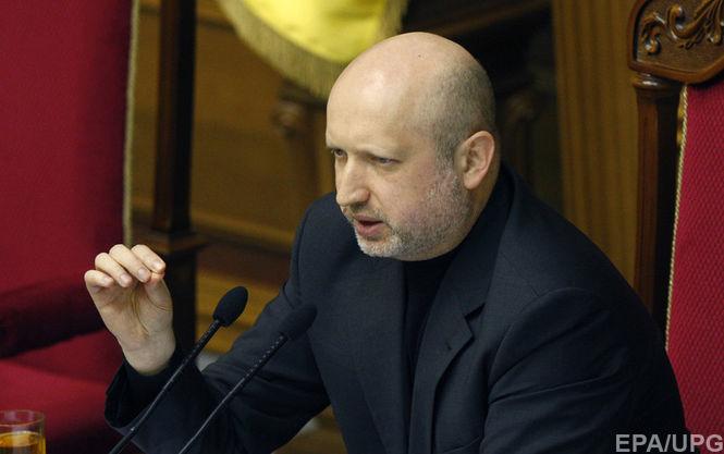 Турчинов заявляет набор в«информационную армию»