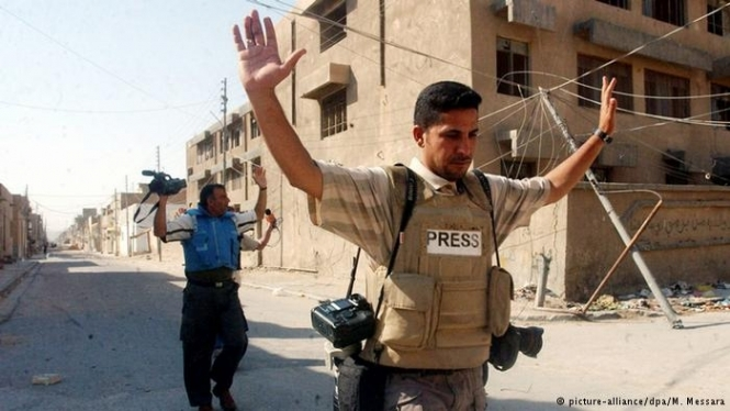 ООН: Безнаказанность становится первопричиной насилия вотношении репортеров