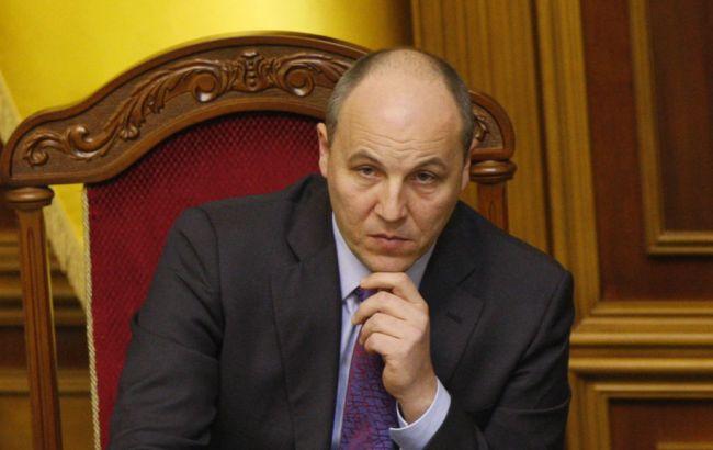 Парубий уверен, что кгодовщине Революции Достоинства украинцы получат безвиз