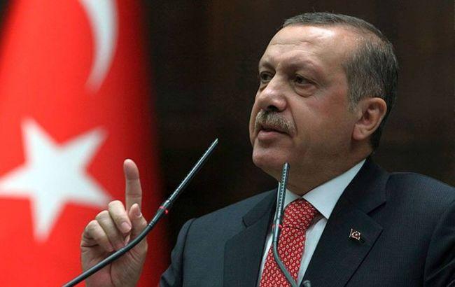 Эрдоган: Запад несделал для Турции абсолютно ничего хорошего