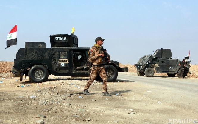 Иракские войска отвоевали уджихадистов шесть районов Мосула