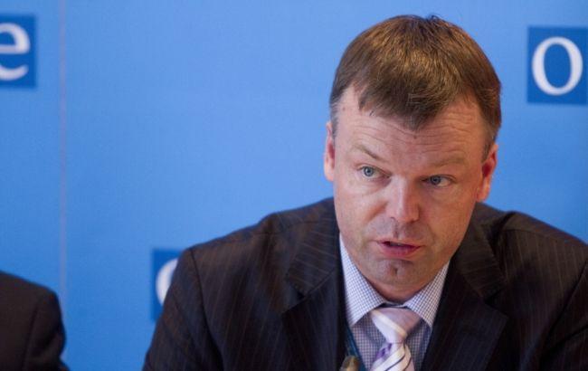 Хуг: Разведение сил врайоне Дебальцево состоится только посогласию сторон