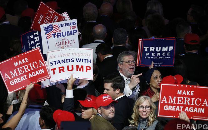 Трамп одержал победу «ключевую» Флориду