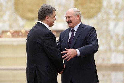 Украинский ибелорусский лидеры будут активнее вести политический разговор
