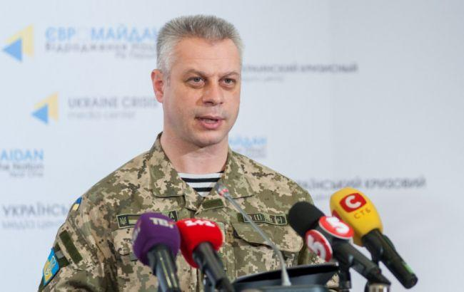 Занеделю взоне АТО наДонбассе уничтожено 15 боевиков