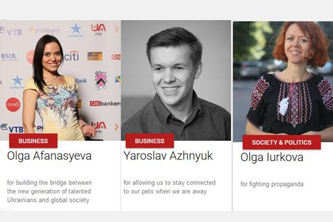 5 украинцев попали втоп-100 инновационных лидеров Европы