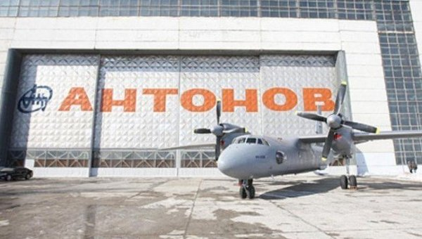 Сукраинского «Антонова» взыскали 180 млн рублей впользу Минобороны России