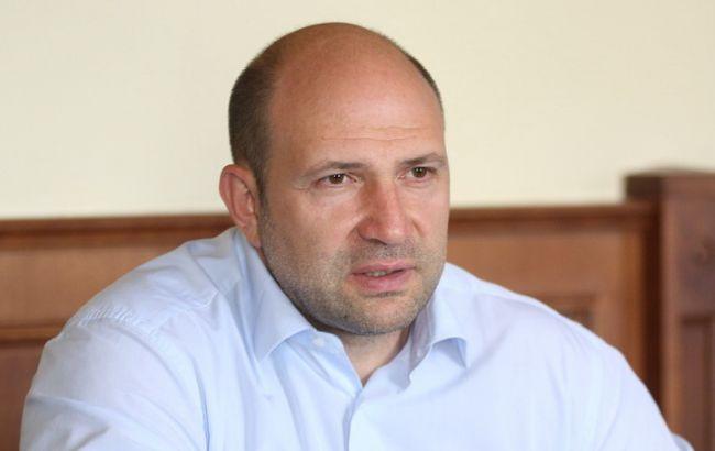 Парцхаладзе назначили заместителем министра регионального развития