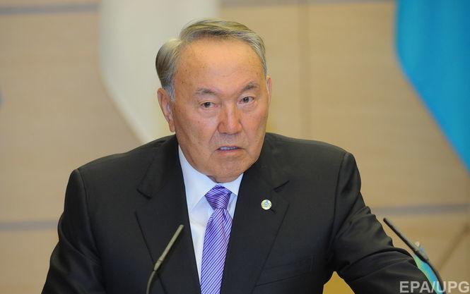 Назарбаев прокомментировал переименование Астаны