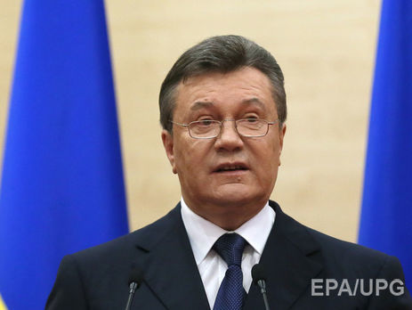 Войну наДонбассе начала нынешняя украинская власть— Янукович