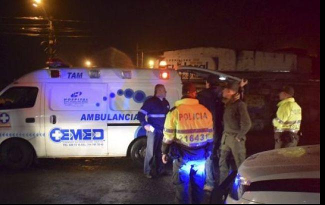 СМИ докладывают овыживших пассажирах, идут поиски— Авиакатастрофа вКолумбии