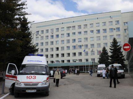 ВХарькове мужчина получил огромное количество ранений при взрыве неизвестного устройства