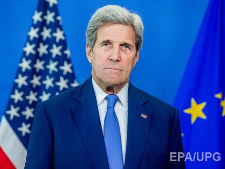 Керри: США помешали Путину захватить Киев
