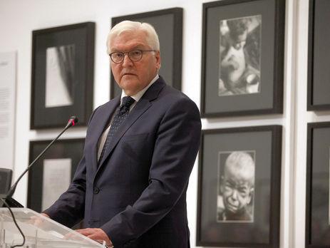 Штайнмайер: Обмен пленными наДонбассе может состояться доРождества