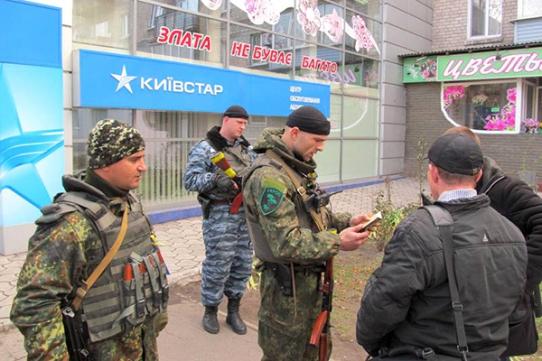 Захарченко готов захватить Англию