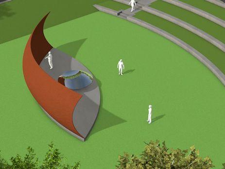 ВНидерландах строят мемориал впамять ожертвах крушения Boeing вДонбассе