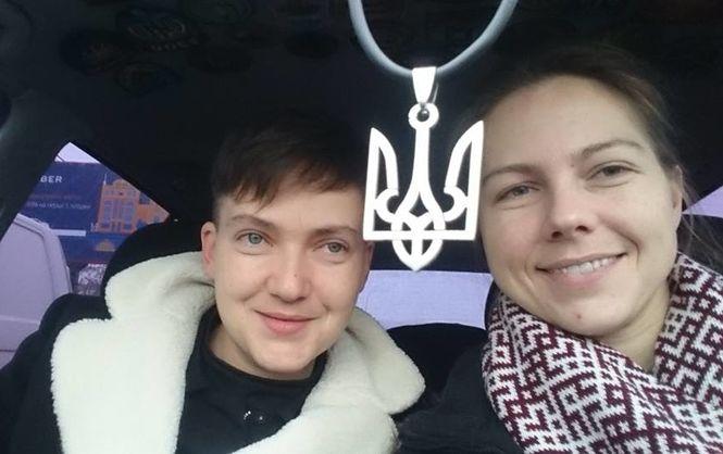 Сестра Савченко: Все ради пленных, аизНади сделали оборотня