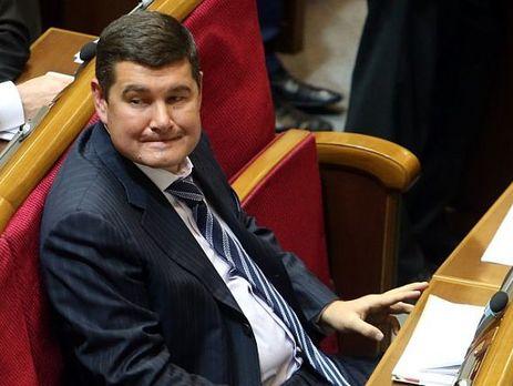 Юрист: Интерпол отказался объявлять врозыск депутата Рады Онищенко