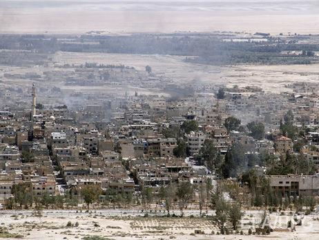 WP: террористы могли захватить вПальмире зенитный комплекс С-125