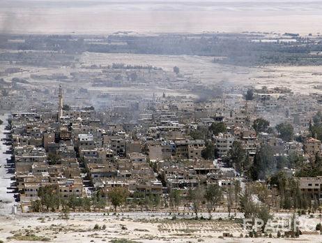 Пентагон: захват боевиками ИГИЛ оружия вПальмире— угроза для международной коалиции
