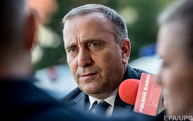 ВПольше оппозиция требует отставки маршалка Сейма