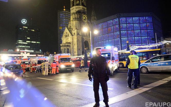 Исламские террористы взяли насебя ответственность затеракт вБерлине