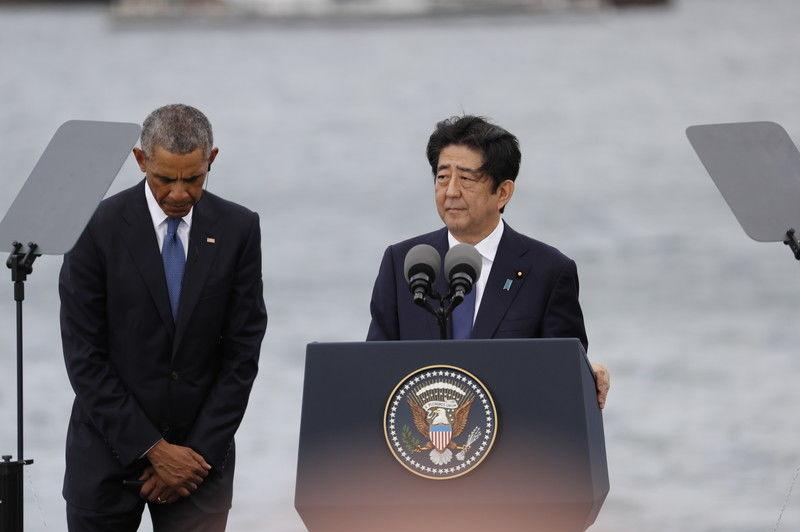 Премьер Японии посетит Перл-Харбор