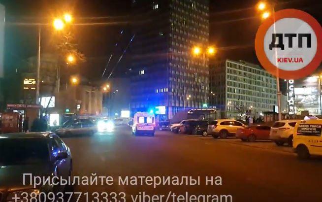 Появились новые детали стрельбы вцентре столицы Украины