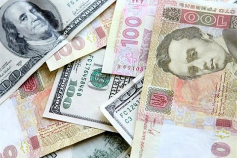 Курс гривни намежбанке всреду укрепился до26635 грн/$1
