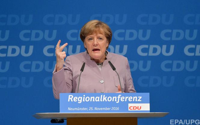 Немецкая нация приложит все усилия, чтобы вернуть нелегалов вихстраны— Меркель