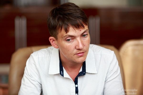 Савченко поедет вЧехию поприглашению депутата Европарламента