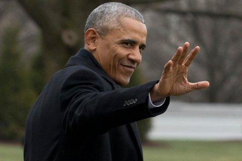 Прощальный твит Обамы стал наиболее популярным  завремя его президентства