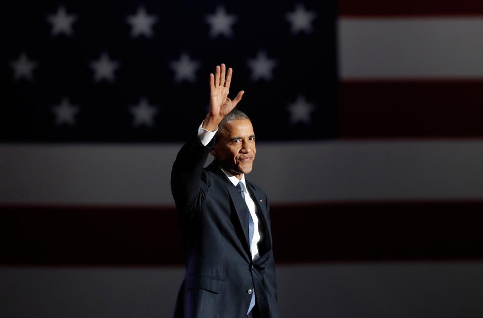 Барак Обама проведет последнюю пресс-конференцию встатусе президента