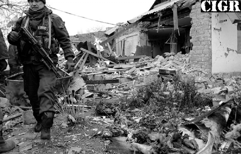 Агентура: русским военным запретили покидать Донбасс
