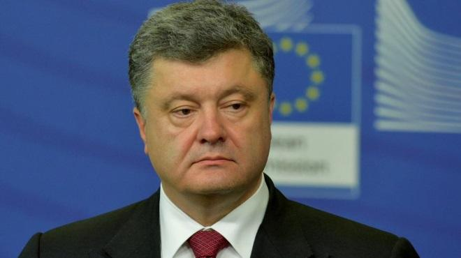 Порошенко объявил о повсеместной кибервойне Российской Федерации против всего мира