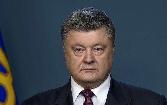Порошенко прокомментировал иск вГаагу— Российская Федерация финансирует терроризм
