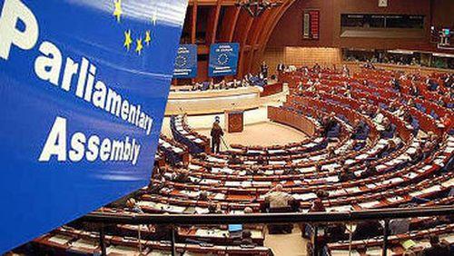 ВСтрасбурге открылась сессия ПАСЕ, всреду обсудят государство Украину