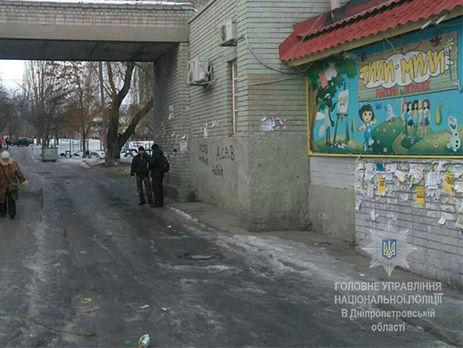 ВДнепропетровске подстрелили ребенка наулице— Преступность вУкраинском государстве