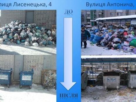 Порошенко поручил Кабмину срочно решить проблему сльвовским мусором